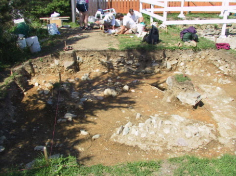 There are several significant Archaeology Digs